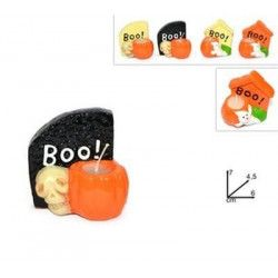 Bougie halloween 4 assortiments Déco festive 46002