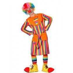 Déguisement clown bariolé garçon 3-4 ans Déguisements 4780-