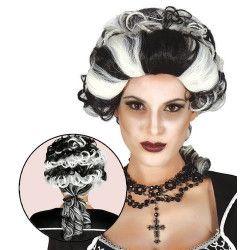 Perruque marquise vampire halloween Accessoires de fête 4903