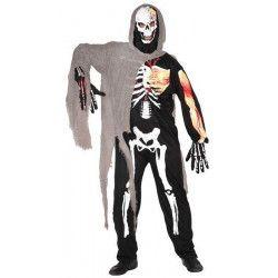 Déguisement squelette adulte taille M-L Déguisements 4945