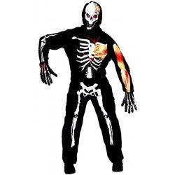 Déguisement squelette homme taille XL Déguisements 4948