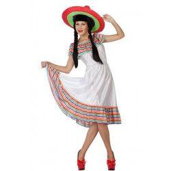 Déguisement mexicaine femme taille M-L Déguisements 4979