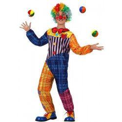 Déguisements, Déguisement clown enfant 7-9 ans, 10957, 29,70€