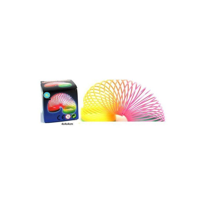 Ressort rainbow arc en ciel vendu par 24 Jouets et articles kermesse 50392
