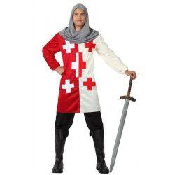 Déguisement chevalier croisade homme taille M-L Déguisements 5099