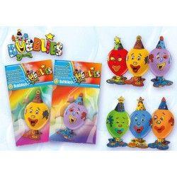 Ballons baudruche bubblies x 2 Déco festive 5161