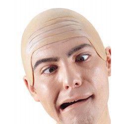 Crâne chauve Accessoires de fête 5175