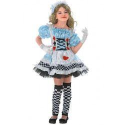 Déguisement Alice fille 8 ans Déguisements 51808