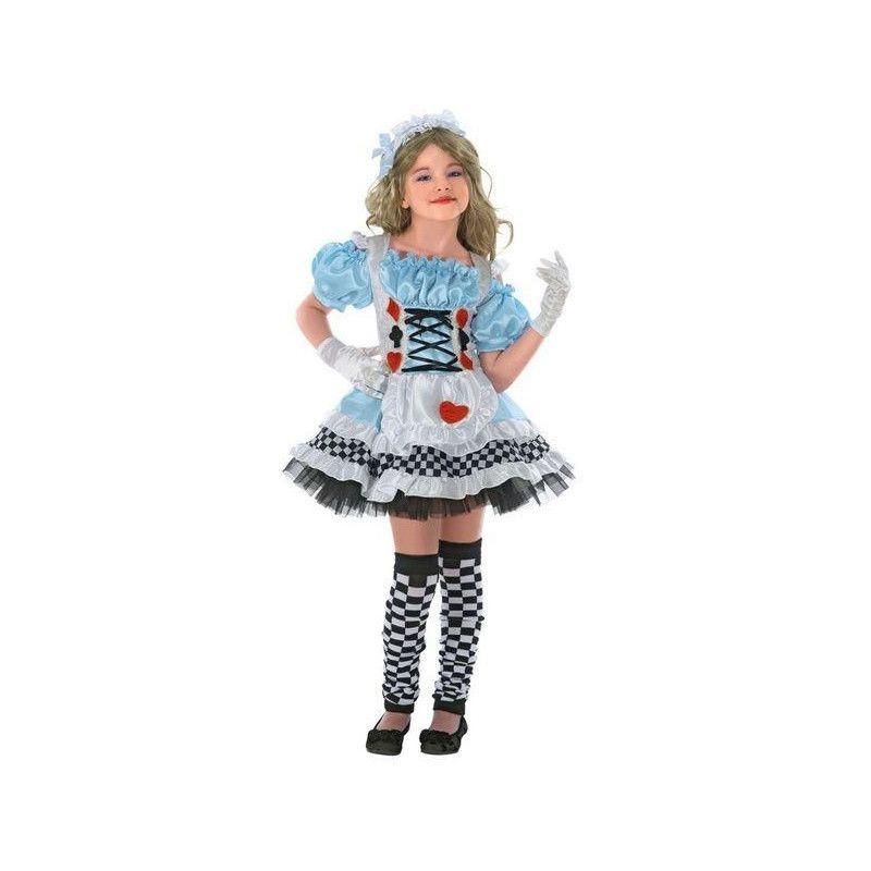 Déguisement Alice fille 12 ans Déguisements 51812
