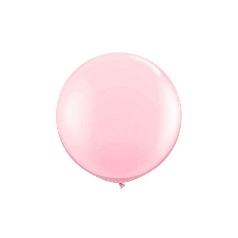 Ballon rond géant 80 cm rose Déco festive 5200-06