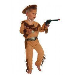 Panoplie déguisement cowboy garçon 4-7 ans Déguisements 520035COWBOY