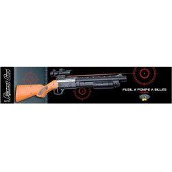 Fusil à pompe laser 60 cm Jouets et articles kermesse 52780