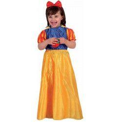 Déguisement Princesse des Neiges fille 10-12 ans Déguisements 52841