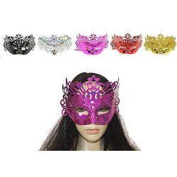 Masque de carnaval vénitien Accessoires de fête 529016