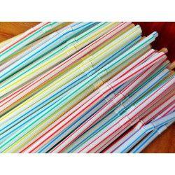 Pailles flexibles Déco festive 53034
