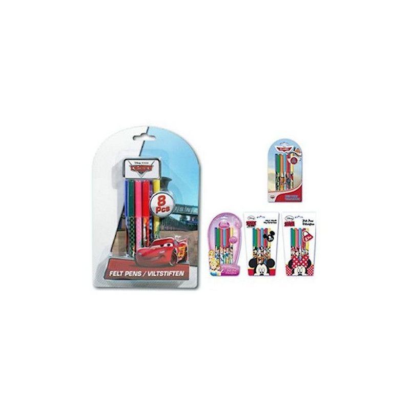 Crayons feutre Disney Jouets et kermesse 53563