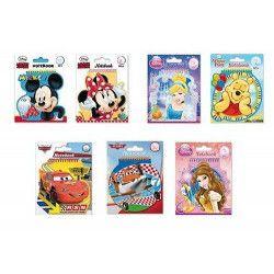 Carnet à spirales Disney Jouets et kermesse 53687