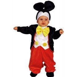 Déguisements, Déguisement baby garçon Souris 12 mois, 53712, 29,90€