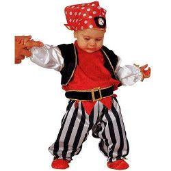 Déguisement pirate bébé 18 mois Déguisements 53818
