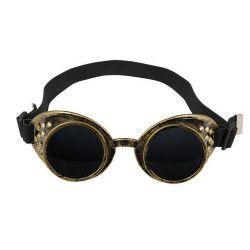 Accessoires de fête, Lunettes futuristes steampunk adulte, 54503, 5,90€