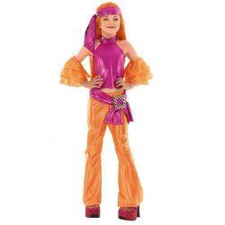 Déguisement reine du disco fille 7-9 ans Déguisements 54508