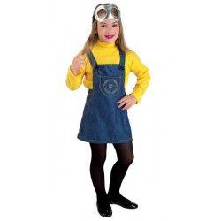 Déguisement aviateur fille 5-7 ans Déguisements 54606