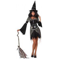 Déguisement sorcière femme taille M/L Déguisements 59196
