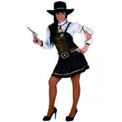 Déguisement shériff femme taille M-L Déguisements 5939