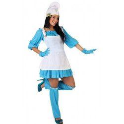 Déguisement nain bleu femme taille M-L Déguisements 5954ATOSA