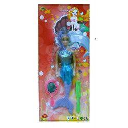Poupée sirène avec accessoires kermesse Jouets et articles kermesse 60029