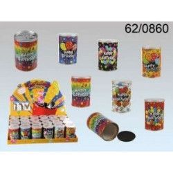 Boite cadeau happy birthday Déco festive 620860