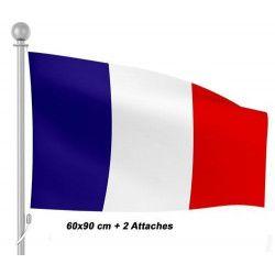 Drapeau français 60x90cm Déco festive 62128