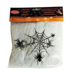 Toile d'araignée 28 grs déco halloween Déco festive 63193204