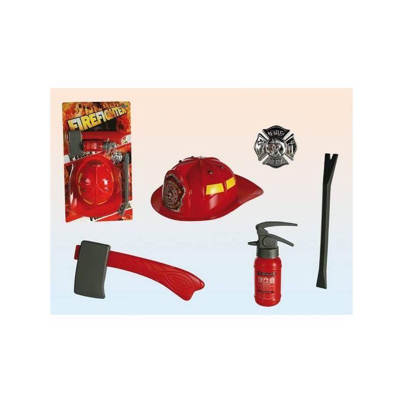 Accessoires de pompier enfant Jouets et articles kermesse 632651