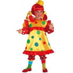 Déguisement clown fille 3 ans Déguisements 63714