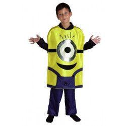Déguisement Minion enfant 7-9 ans Déguisements 64108