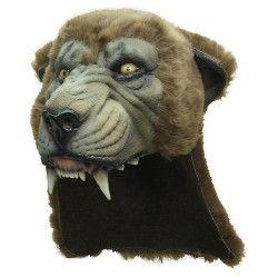 Masque luxe cougar adulte Accessoires de fête 64213-26421