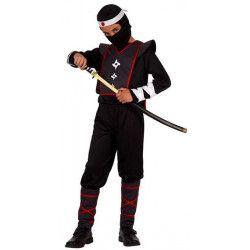 Déguisement ninja garçon 4-6 ans Déguisements 6473