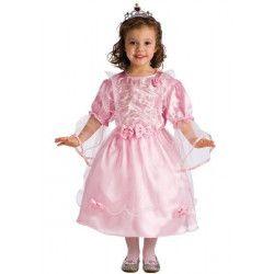 Déguisement princesse rose fille 6-7 ans Déguisements 65631