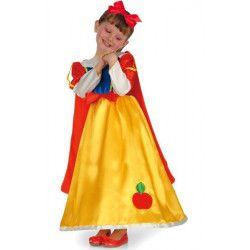 Déguisement princesse des neiges fille 6-7 ans Déguisements 65637