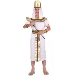 Déguisements, Déguisement garçon Pharaon 3-4 ans, 6573, 24,50€