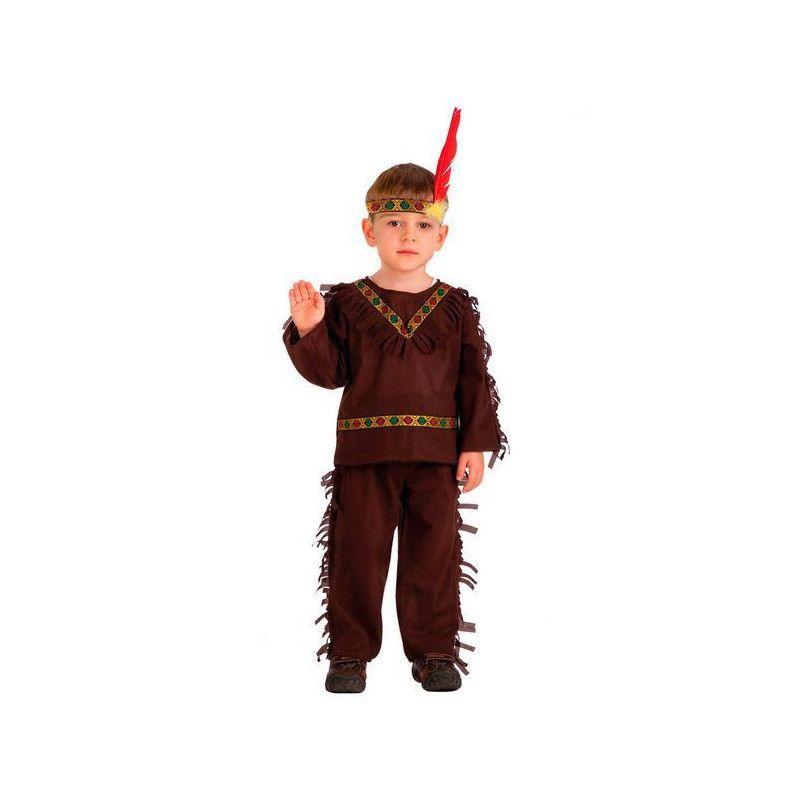 Déguisement indien peau rouge garçon 6-7 ans Déguisements 65823