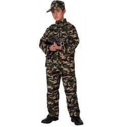 Déguisement militaire garçon 4-6 ans Déguisements 6700