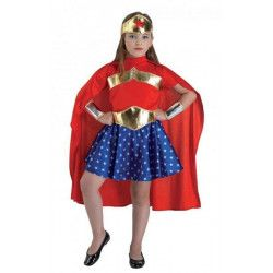 Déguisements, Déguisement supergirl fille 6 ans, 67106, 29,90€