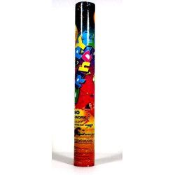 Canon à confettis 40 cm Déco festive 6711