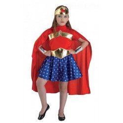 Déguisement supergirl fille 10 ans Déguisements 67110