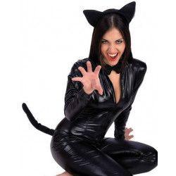 Set de chat noir Accessoires de fête 6726