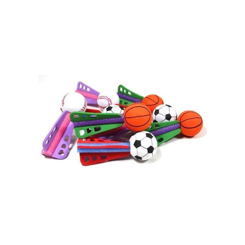 Fléchette balle souple vendue par 36 Jouets et articles kermesse 6726-LOT