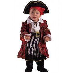 Déguisement pirate bébé 18 mois Déguisements 67318