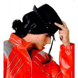 Perruque Michael star Accessoires de fête 67753